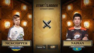 NickChipper vs Naiman, game 1