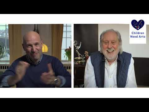 Children Need Arts - Adam Holm interviews Lord David Puttnam | Official Website of David Puttnam | Atticus Education | Education