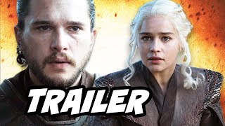 Game Of Thrones Season 7 Episode 2 Comic Con Trailer. Jon Snow Needs Daenerys Targaryen's Dragons, Greyjoy Battle Royale, Cersei Plans and ...