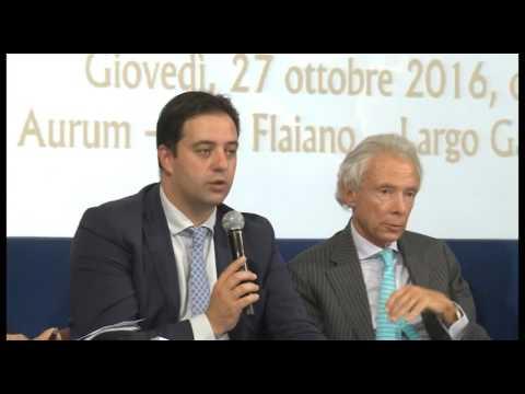Macroregione, D'Alessandro: 'Fondamentale gioco di alleanze fra regioni' (VIDEO)