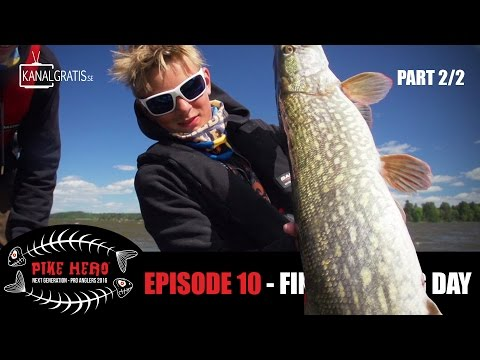 PIKE HERO 2016 - EPISODE 10 - Final Fishing Day (English, French, German and Dutch Subtitles)