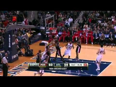 Portland Trail Blazers 89 – Atlanta Hawks 92
