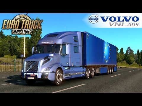 Volvo VNL Globetrotter (2019) 1.33