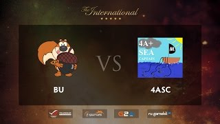 4Anchors vs Burden, game 1