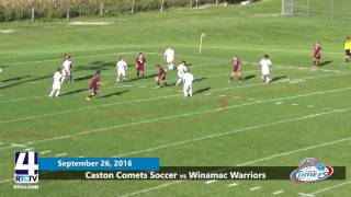 Caston Soccer vs Winamac Warriors