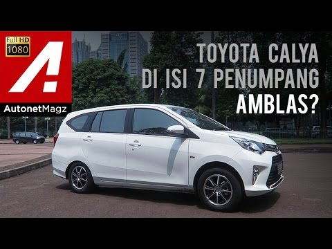 Toyota Calya Review by AutonetMagz