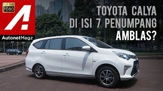 Download Video Toyota Calya Review by AutonetMagz MP3 3GP MP4