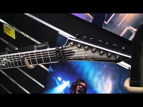 Musikmesse 2014 E-II standard series Part 1