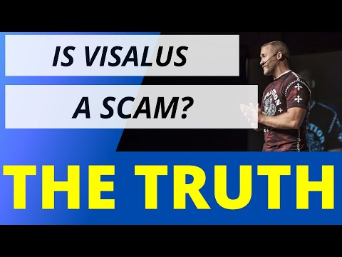 Visalus Scam – The Truth About The Top 3 Visalus Scam Complaints