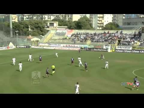 Crotone-Reggina 2-2, il Video