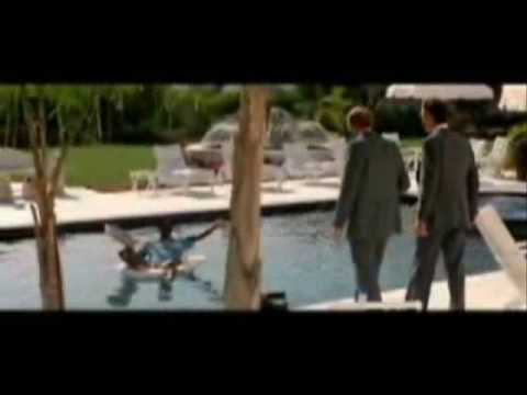 Beverly Hills Cop II Axel Foley In The Pool With Music !