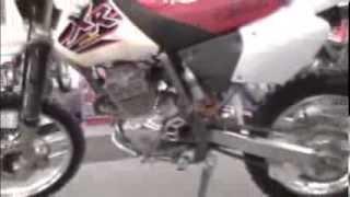 9. Honda XR250R 1999