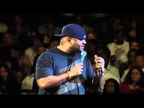 All star comedy jam 2009 -Aries Spears