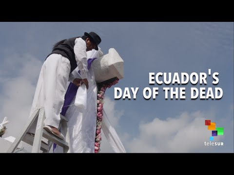 Ecuador's Day of the Dead