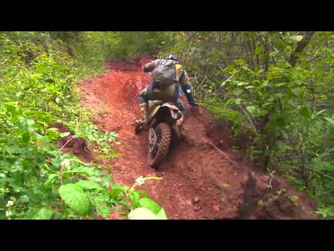 Primeiro dia do Rally Cerapi�-Piocer� - Motos