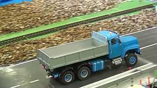 http://www.funktionsmodellbau.ch/content/series/saurer/ More videos around the topic radio-/ remote-controlled RC model can be...