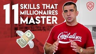 Video 11 Skills that Millionaires Master MP3, 3GP, MP4, WEBM, AVI, FLV Agustus 2019