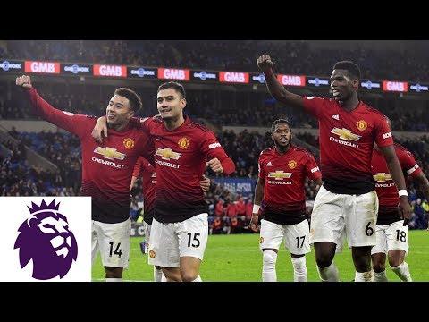 Video: Jesse Lingard makes it 5-1 for Man United | Premier League | NBC Sports