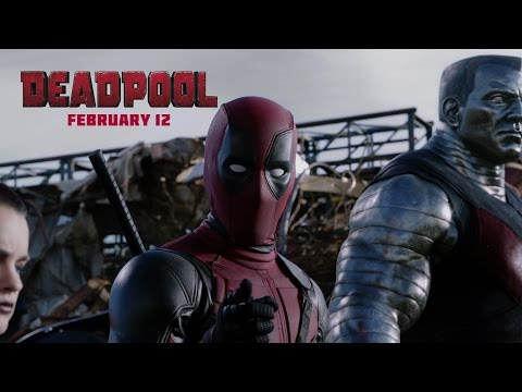 New TV Spot for Marvel s Deadpool Now with a Round House