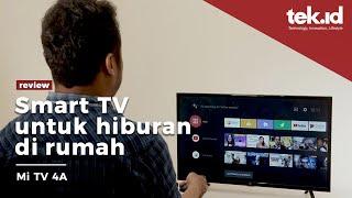 Video Review Smart TV Xiaomi, Mi TV 4A MP3, 3GP, MP4, WEBM, AVI, FLV Mei 2019