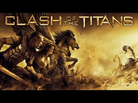 Best Animated Action Movies 2015 Full HD 1080p   Clash of the Titans Full Movie