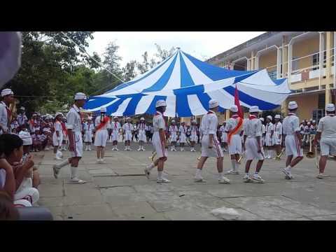 Thi nghi thức vòng huyện Tơờng DTNT Trà Cú 2016