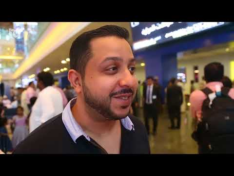 Here's a walkthrough of the new Muscat International Airport