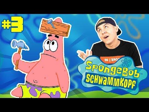 Download WIR SPIELEN PATRICK! - Spongebob Schlacht um Bikini Bottom #03 [Deutsch/HD] HD Mp4 3GP Video and MP3