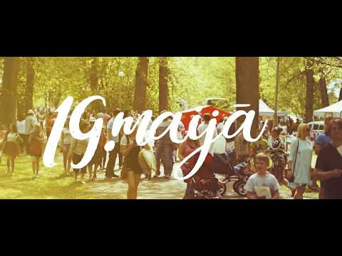 19.maijā - Jelgavas novada svētki Elejā