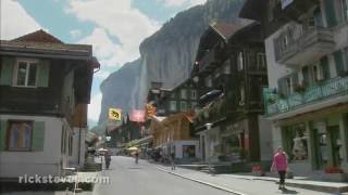 Mürren is a good starting point for mountain biking, popular here in the Alps. Small service roads and well-marked intersections make biking easy. Follow Rick ...