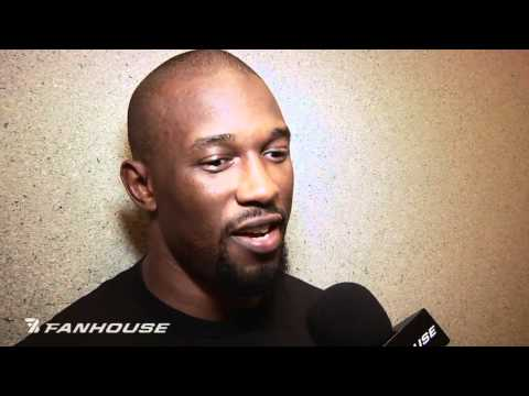 Daniel Roberts Cant Stop Smiling Following UFC 121 Win