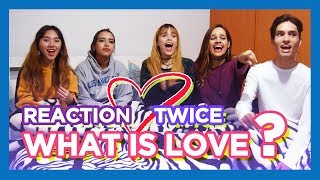 Video TWICE(트와이스) - What is Love? | REACTION MP3, 3GP, MP4, WEBM, AVI, FLV April 2018