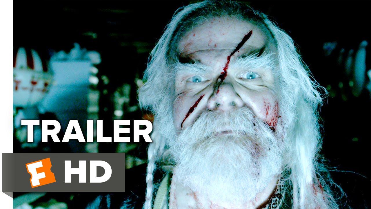 Watch: Santa battle Zombie Elves & William Shatner Narrate 'A Christmas Horror Story' [Trailer]