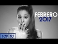 Download Lagu Top 30 De La Mejor Musica FEBRERO 2017 [Semana 6] Del 4 Al 11 De FEBRERO 2017 Mp3 Gratis