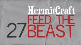 HermitCraft Feed The Beast: Episode 27 - That's... a lot of Withers