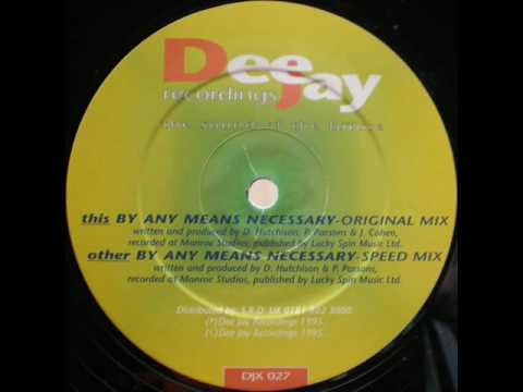 DJ Trace - By Any Means Necessary (Original Mix)