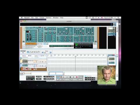 Propellerhead Record-Beginner Level: Solving Latency Issues