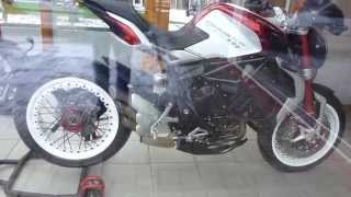 5. 2015 MV Agusta Brutale 800 Dragster RR 140 Hp ''Spoke Wheels'' * see also Playlist