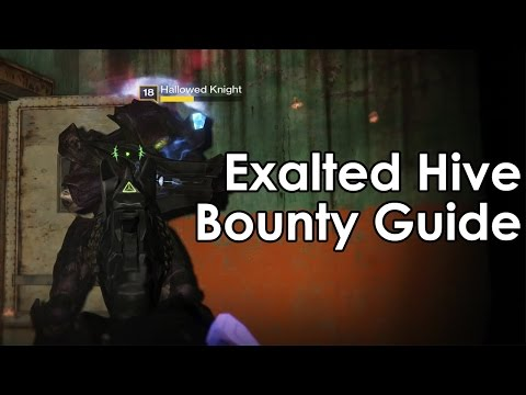 bounty - For today's Destiny Bounty Guide, we'll take a look at