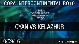 Quart de finale 1 - WCS Copa Intercontinental 2016 - Playoffs Ro8