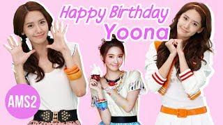 Aquí un pequeño vídeo para felicitar a YoonaLa reina visual del k-pop, la mas hermosa, talentosaDiosa Yoona queen, nuestra huesitos, te amamosBye Los Quiero mis jangmis By: AMSONE2Facebook: AM SONEInstagram: amsone_2