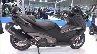 9. KYMCO scooters - price list 2018