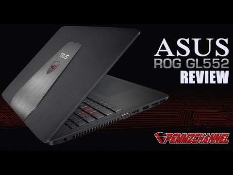 Review Asus ROG GL552JX - Cheapest ROG Notebook Ever made