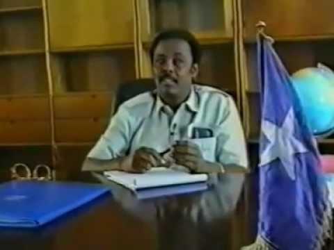Soomaaliya ka hor dagaalkii sokeeye - Somalia before the civil war