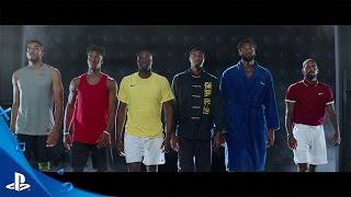 NBA 2K17 - הזמן להתאספות