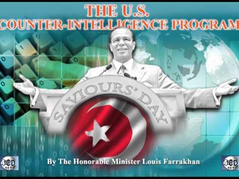 The United States Counter Intelligence Program