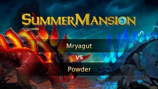 Mr.Yagut vs Powder, game 1