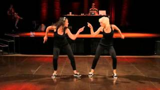 Montreal Swing Riot 2015 - Lindsay & Natalia Short Showcase