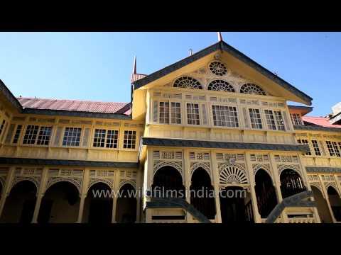 Jubbal Palace in Himachal Pradesh (Jubbal)
