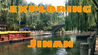 Jinan China  City new picture : EXPLORING JINAN CHINA | VLOG #5